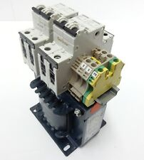 ELTRA NT 0,32-1-SA-2 Trenn-Transformator Pri 400V Sec 230V 320VA 5SY41 MCB C2 C4