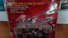 SUZUKI CSX-R 1000CC 2001 CON FASCICULO  IXO 1/24