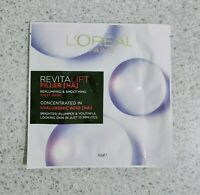 L'Oreal Paris Revitalift Hyaluronic Acid Sheet Mask x 1 New Without Box