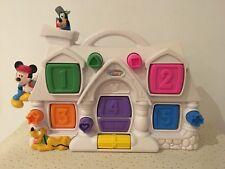 Jeu d'éveil Mickey Et Ses Amis Disney Vintage  Tableau d'activité