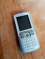 Sony Ericsson D750i in Iceblue/Eisblau !