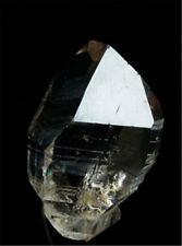 51.1g Rainbow+Top Quality Herkimer Diamond Crystal Quartz Single-end Specimen