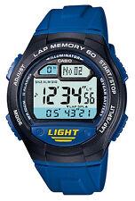 Casio Collection Mens Digital Quartz Watch W-734-2avef