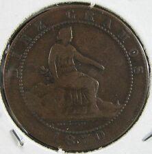 1870 Gien Piezas Diez Gramos Spain