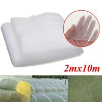 10Mx2M Insect Bug Fly Fruit Cage Mesh Net Netting Vegetable Plant Protection n1y