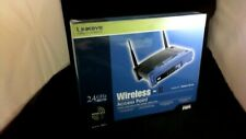 Linksys Wirelss Access Point Model Wap11 - New in Package
