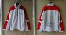 OIlympic Swiss Jacket  Olympic Games Natioonal Switzrland White M Torino italy