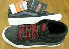 Vans Womens Sk8-Mid Reissue MTE All Weather Forged Iron Grey Skate shoes Size 9