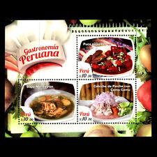 Peru 2018 - Peruvian Gastronomy - MNH