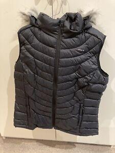 Cederberg Size 18 Ladies Black Duck Down vest