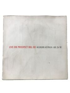 The Cure –Live On Prospect Hill 80-CD Box Set Special Edition WORK 55192-SEALED