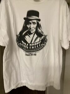 Tom Petty and the Heartbreakers summer 2005 tour T-shirt extra large Hanes