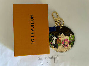 Louis Vuitton Christmas China Bag Charm LV Keyring New IN BOX - Authentic 2021