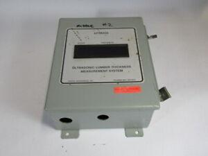 Digital Engineering UTM-205 Ultrasonic Thickness Measurement System ! WOW !