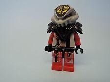 LEGO personaggio SPACE UFO ALIENO ROSSO sp046 Set 2847 6915 6975 6979