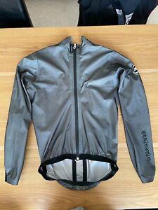 Assos Equipe RS Schlosshund Rain Jacket EVO, Medium, Mint Condition