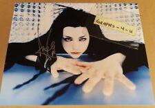 Amy Lee Signed Evanescence Autograph COA Proof