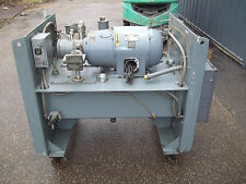 MTS Systems Electric Hydraulic Pump Supply 20 HP