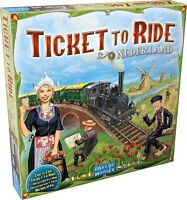 Ticket to Ride: Nederland Expansion SEALED UNOPENED FREE SHIPPING