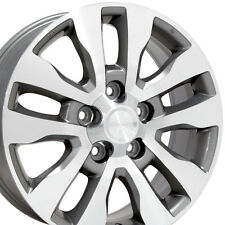 "4 pcs 20"" Wheels For Toyota Land Cruiser Sequoia Tundra 5x150 20X8.0 Rims Set"