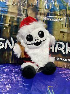 Disney Wishables Haunted Mansion Holiday - Jack Skellington as Santa Claus NEW