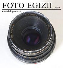 ZENZA BRONICA ZENZANON - S - OBIETTIVO 80mm f. 2.8 LENTI SENZA GRAFFI PER SQ A
