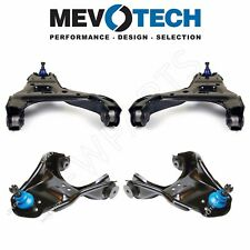 For ChevY GMC Set of 4 Front Upper & Lower Control Arms & Ball Joints Mevotech