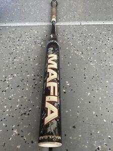 "Miken Mafia Maxload 750X Slowpitch Softball Bat MAFSPU 34"" / 27.5"""