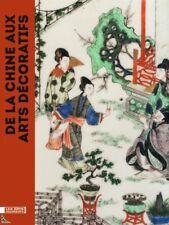 De la Chine aux Arts Decoratifs, French book