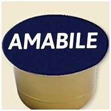 120 CAPSULE CAFFE' COMPATIBILI CAFFITALY MISCELA AMABILE