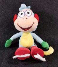 "Plush Boots the Monkey Unisex Beanie Baby  TY Toy Dora the Explorer 8"""