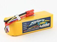 RC ZIPPY Compact 4000mAh 6s 60c Lipo Pack
