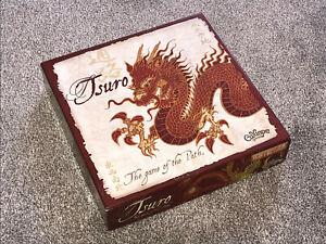 TSURO - The GAME Of The PATH : RARE CIRCA 2015 - By CALLIOPE GAMES (FREE UK P&P)