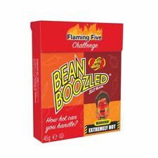 Jelly Belly Beans Bean Boozled Flaming Five 45 g Flip-Top - Nachfüllpackung