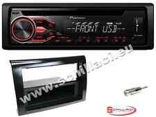Pioneer DEH-S100UB autoradio CD/USB + Kit montaggio per FIAT Bravo dal 2007