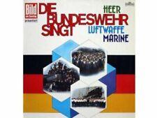 Bundeswehr Singt (Heer, Luftwaffe, Marine; Club-Edition, 1976)  [LP]