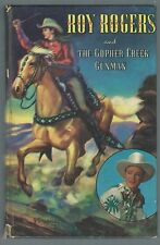Roy Rogers And The Gopher Creek Gunman Don Middleton & Erwin Hess Adprint G-