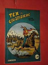 TEX  WILLER GIGANTE N°1/29 -N°8 -TEX IL GIUSTIZIERE -PUBBLICAZIONE AMATORIALE