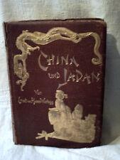 Ernst von Hesse-Wartegg, China und Japan, 1900, J.J. Weber Verlagsbuchhandlung