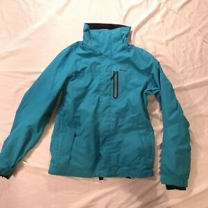 O'Neill Mens Snowboard 52Series Coat Jacket Size Small Blue
