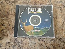 Deer Hunter II: The Hunt Continues (PC, 1998) CD ONLY
