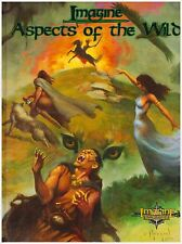 Imagine Role-Playing - ASPECTS OF THE WILD  - Very Fine Condition!