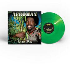 Afroman - Crazy Rap [Used Very Good Vinyl LP] Explicit, Colored Vinyl, Green, Lt