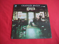 CHARLIE McCOY - HARPIN' THE BLUES LP