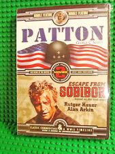 Last Days of Patton (1986) / Escape From Sobibor (1987) , DVD (2002) NEW SEALED