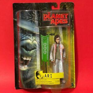 Planet of the Apes Ari 2001 Hasbro MOC Tim Burton