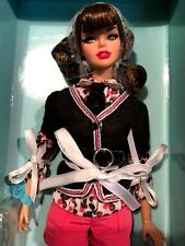 "FASHION ROYALTY DYNAMITE GIRLS 2010 RUFUS BLUE "" VINTAGE VINYL ""  NRFB DOLL"