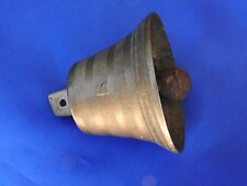 ancienne cloche /clochette en bronze n°5  animaux ferme collection