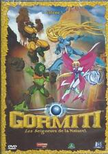 DVD  GORMITI - Volume 5 - Les Seigneurs de la Nature - 6 Episodes