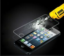 iPhone 5 5G 5C 5s Premium Tempered Glass Film Screen Protector Cover & Package